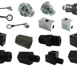 کوپلینگ و فیتینگ نری و مادگی فشار قوی 700 بار مدل HF/CF/CM/CMF/CFD/CMD/PPC-Range ساخت هایفورس انگلستان