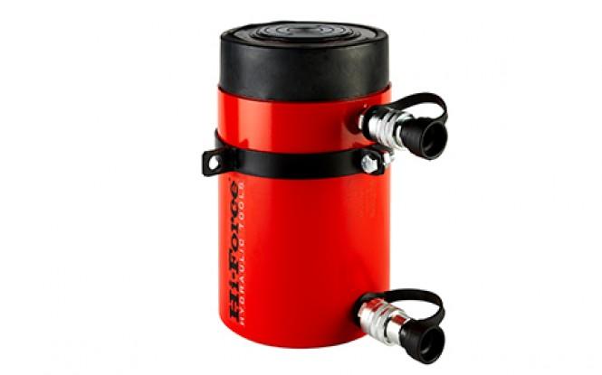 جک هیدرولیکی 700 بار تناژ بالا دو طرفه با ظرفیت 1012 تن مدل HDA-Range ساخت هایفورس انگلستان
