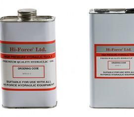 روغن هیدرولیک مخصوص تجهیزات هیدرولیکی هایفورس مدل HFO-Range ساخت هایفورس انگلستان