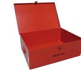 جعبه ابزار آهنی ضد زنگ جهت ابزارآلات هایفورس مدل MSB-Range ساخت هایفورس انگلستان