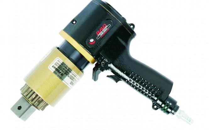 آچار ترکمتر مولتی پلایر پنوماتیکی بادی تک سرعته فشار قوی مدل RAD - Single Speed - 30 DX ساخت راد کانادا